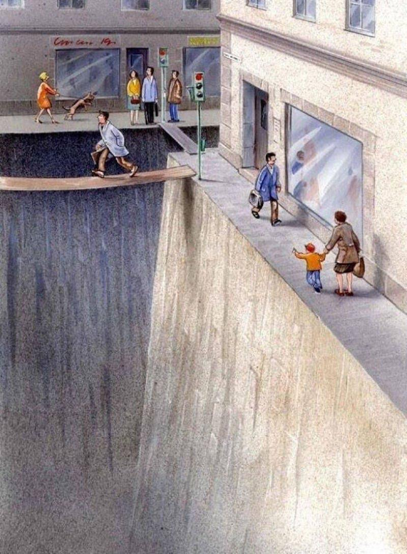 how much public space we've surrendered to cars