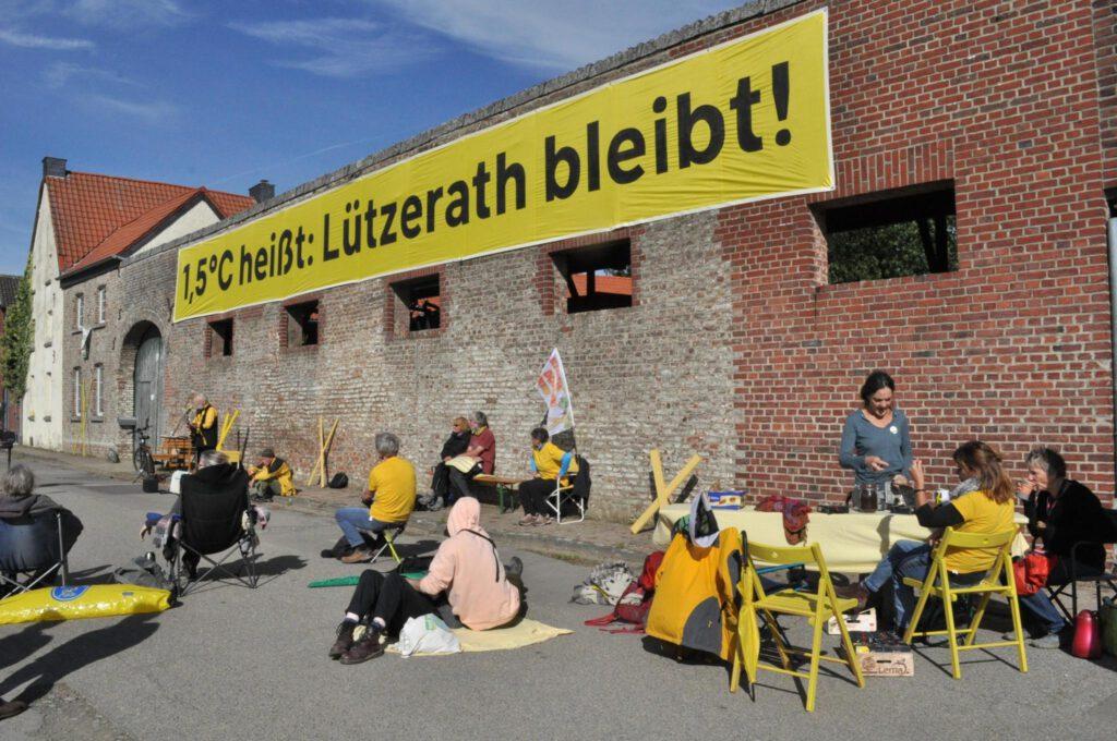 Lützerath bleibt